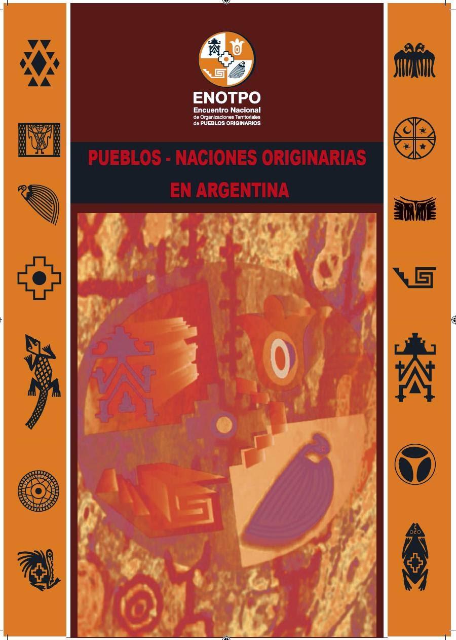 CUADERNILLO PUEBLOS NACIONES ORIGINARIAS