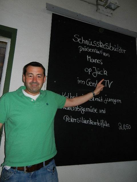 TAXIMANN: Dorfschänke in Niederkassel