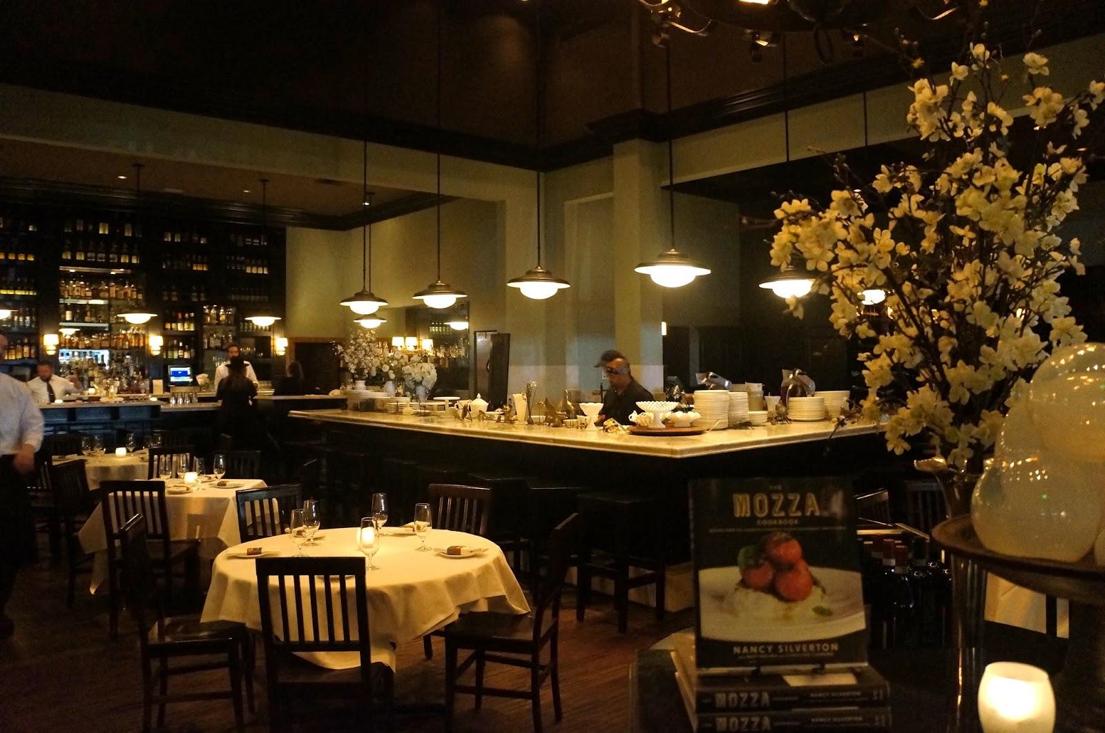 The Food Seeker: OSTERIA MOZZA (LOS ANGELES, CA)