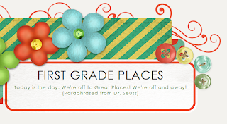 First Grade Places