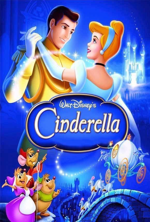 Watch Cinderella (1950) Movie Full Online Cinderella 1997 Poster