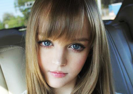 Fotos, Video]. Barbie existe y es una cosplayer de 16 años. ~ @