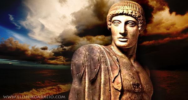 Σπάνιο άγαλμα του Έλληνα θεού Απόλλωνα βρέθηκε στη Γάζα ( ΕΛΛΗΝΙΚΑ ΙΣΤΟΡΙΚΑ )