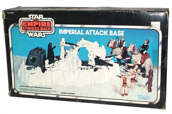 Star Wars 80s Toys : Kenner star wars toys strike back baronsat s lego
