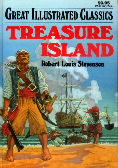 Great Illustrated Classics Treasure Island Pdf