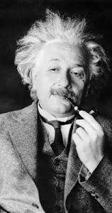 Albert Einstein, científico alemán: