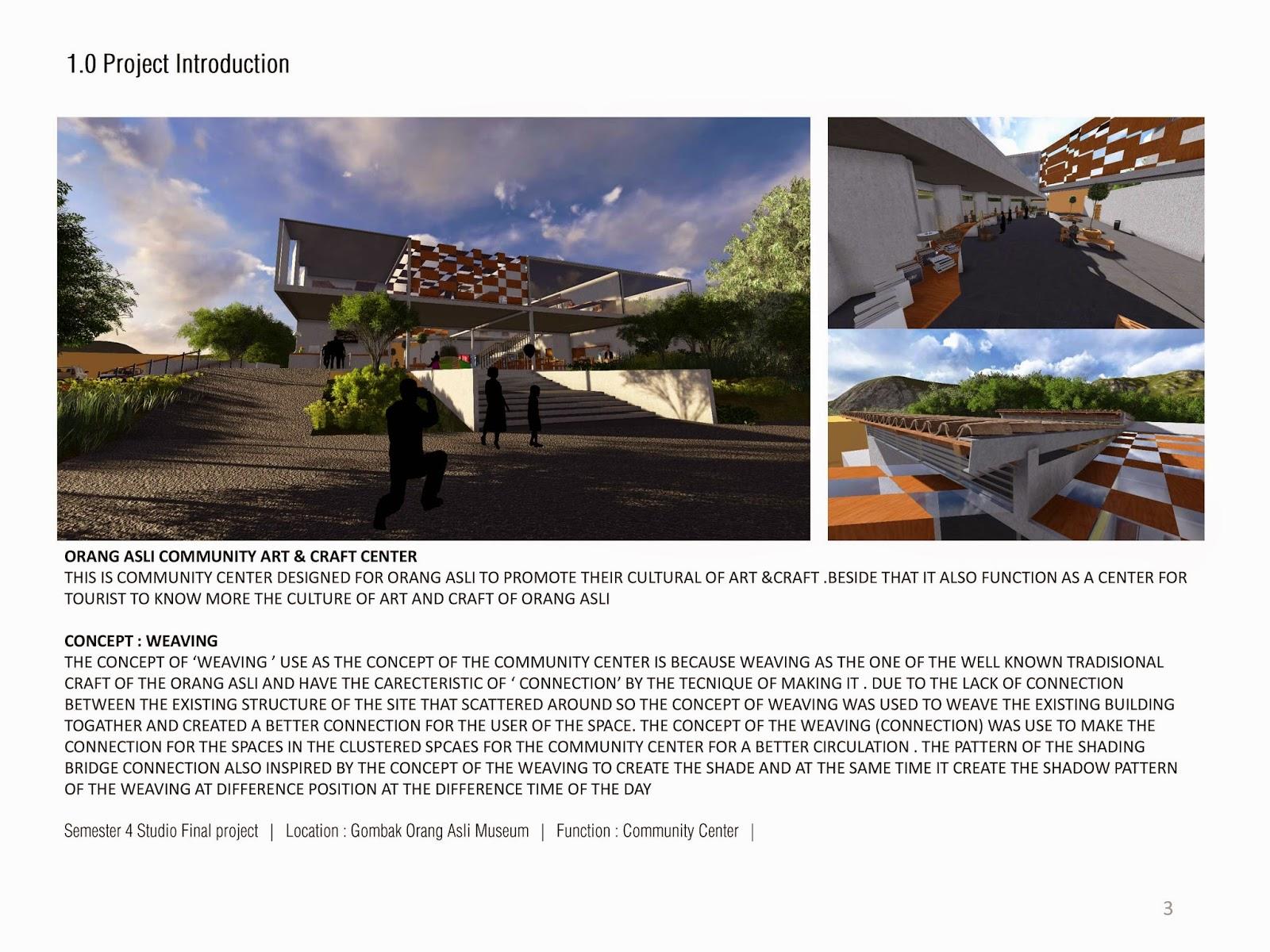 Taylor39s University Architectural E Portfolio