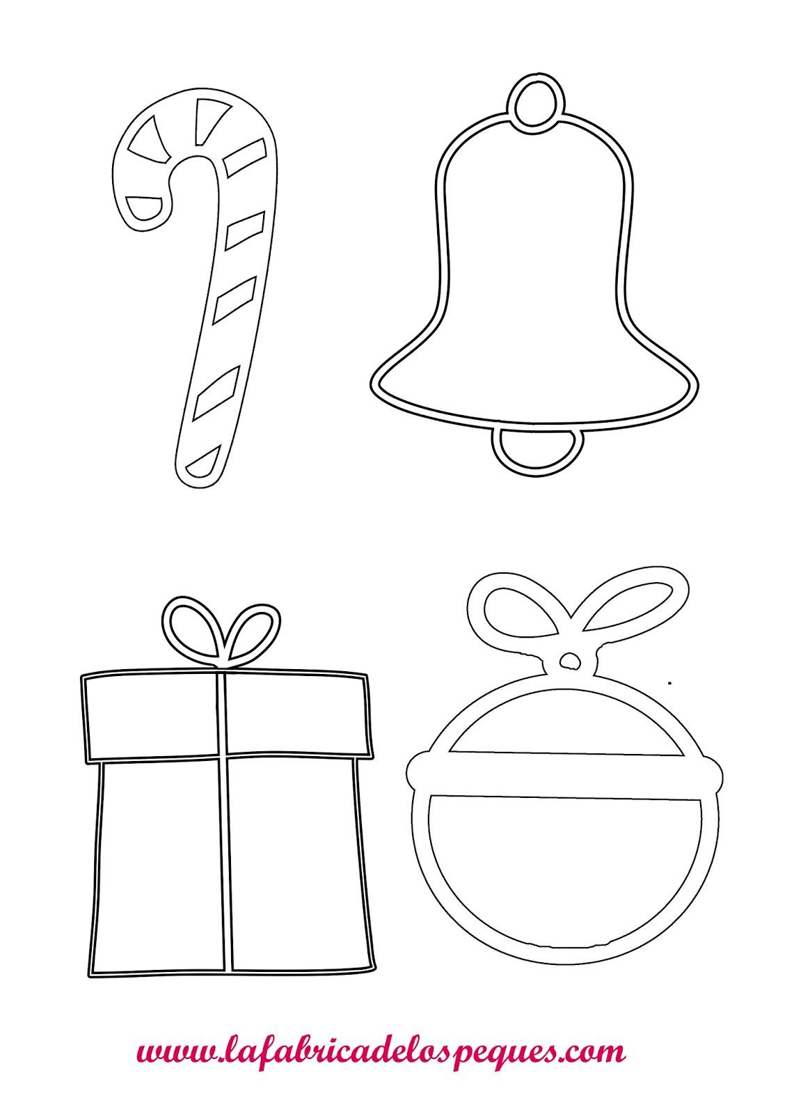 Imprimibles y plantillas de Navidad gratis: Gorros, calcetines y ...