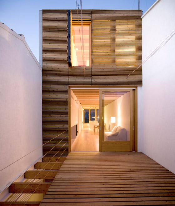 Casa entre medianeras en sant feli de llobregat dataae - Casas sant feliu de llobregat ...