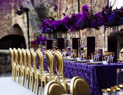 If kate middleton had a baby the frosted petticoat for Purple and gold bathroom set