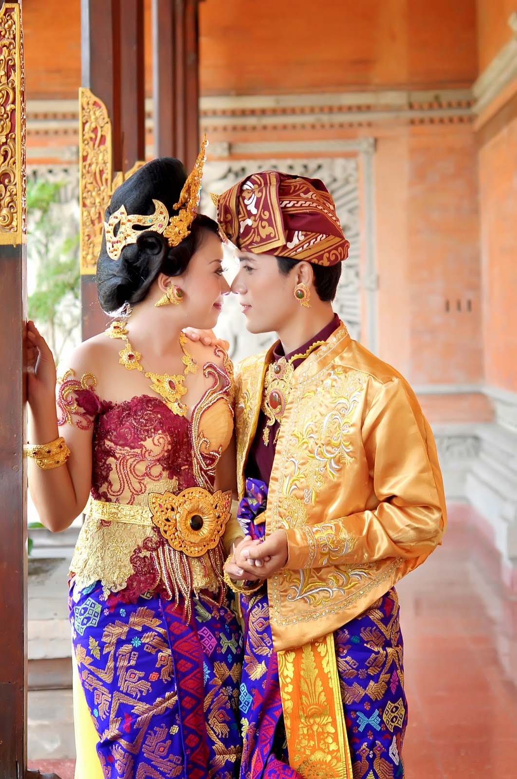 Paket Prewedding Pakian Adat Bali