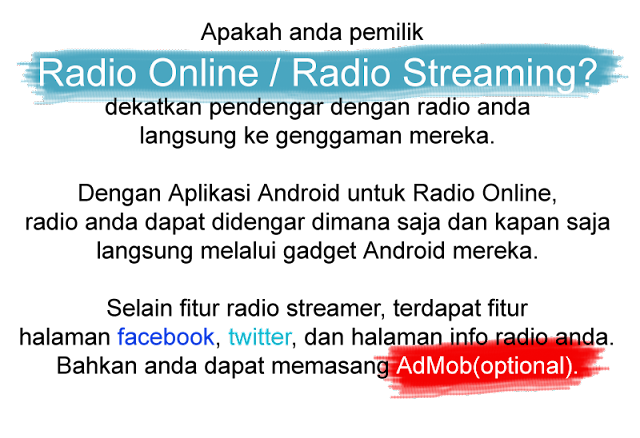Radio Streaming Android