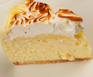 Lemon meringue cheesecake factory