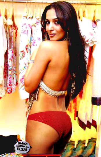 Arora Khan Latest Hot Bikini Photo