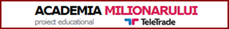 Academia milionarului - Marele concurs | TeleTrade