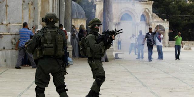 Indonesia Bisa Berperan Hentikan Serangan Israel ke Al Aqsa