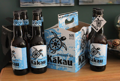 Kakau Hawaiian Pineapple Ale Third Draft