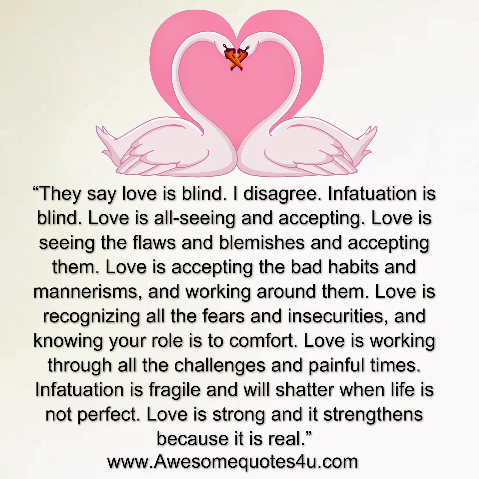 Blind Quotes Mesmerizing Quotes They Say Love Is Blind.