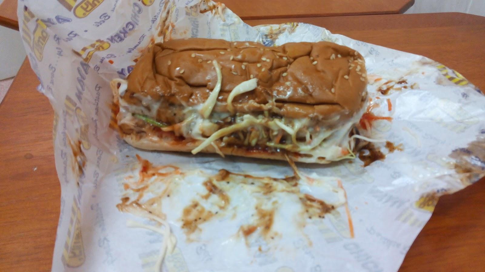 Burger Best di Kg. Balun, Slim River