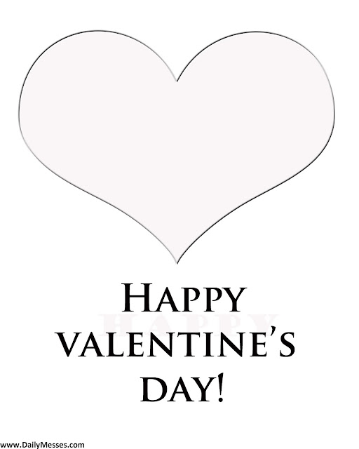 Daily messes valentine 39 s day coloring page for Valentines day coloring pages for dad