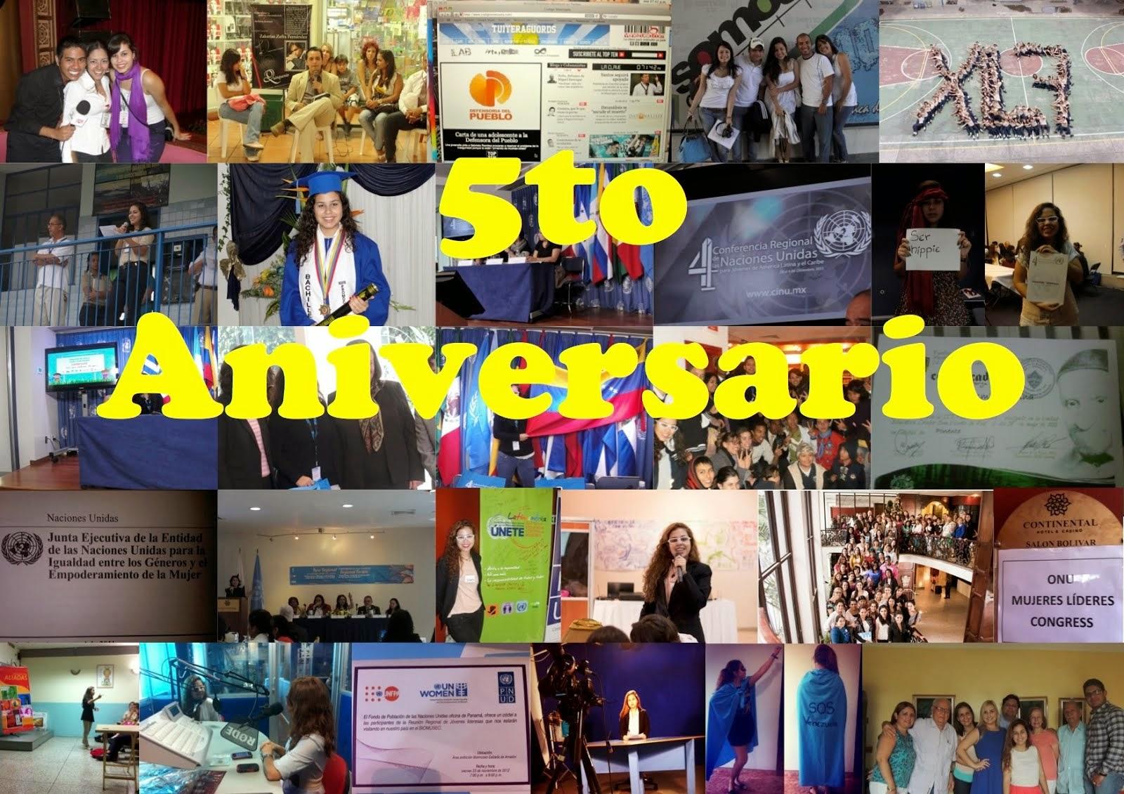 5to aniversario