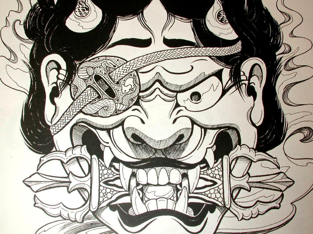 galerie tattoo design tattoo art japonais tatouage dans le cadre des gangsters of the world. Black Bedroom Furniture Sets. Home Design Ideas