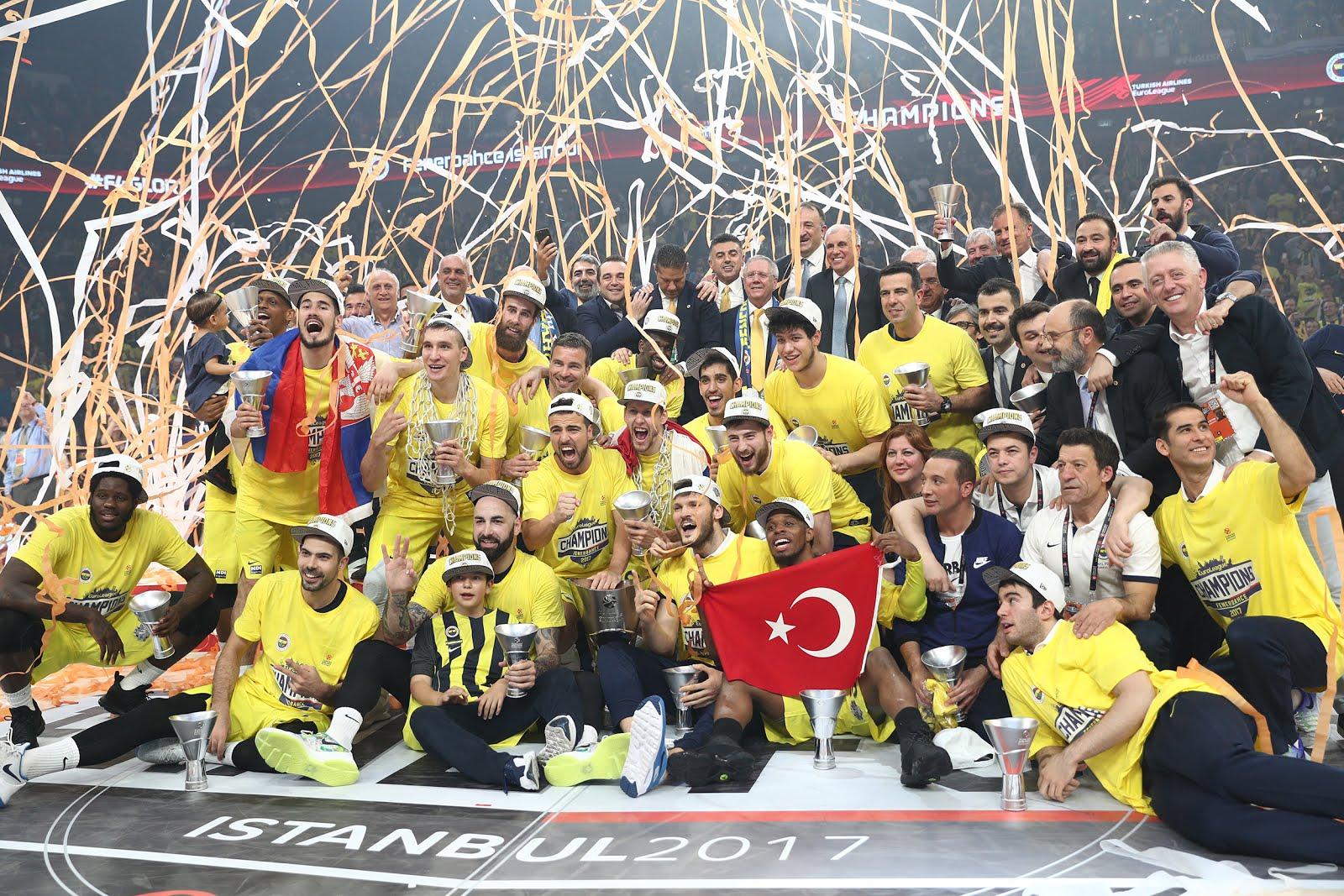 2017 Euroleague Şampiyonu