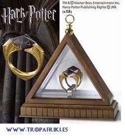 Anillo Horrocrux Harry Potter y las Reliquias de la muerte