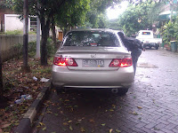 Pengiriman Pengecekan Honda City B 1191 TEN ke Surabaya