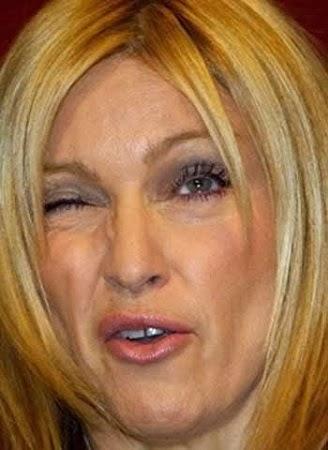 Lista de las Fotos Mas Feas de Madonna