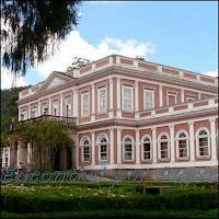 Museu Imperial, antigo Palácio Imperial, residencia de verão de D.Pedro II em Petrópolis