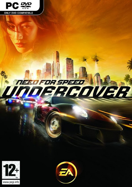 need for speed undercover pc portada