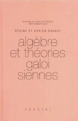 Algebre et theorie galoisiennes by: Regine Douady - Adrien Douady / Gratuitement     Algèbre et théorie de Galois par Régine Douady - Adrien Douady Il s'agit d'une nouvelle édition , revue et augmentée , un livre épuisé depuis longtemps et toujours en demande. Ce livre fait une différence dans la formation de nombreux chercheurs , la pratique aujourd'hui , il a initié la langue et la philosophie de Grothendieck . La géométrie algébrique moderne, qui est l'une des réalisations majeures de mathématiques du XXe siècle , qui est en grande partie le travail d'Alexandre Grothendieck , est difficile d'accès théorie : elle exige un changement de perspective et, par rapport à la pratique habituelle des mathématiciens , un nouveau bond dans l'abstraction . Une preuve de la puissance de la nouvelle langue introduite par Grothendieck est qu'il peut gérer en utilisant les mêmes termes de questions de géométrie et des questions de théorie des nombres, et en particulier de clarifier les uns aux autres . L'un des principaux mérites du livre Douady - tacite , parce qu'il est apparu en pleine lumière , avec le recul - est de donner accès à ces parcours des plus hautes sphères de l'étude d'une situation où les deux aspects , l'algèbre et la théorie des nombres , d'une part , l'autre géométrie sont autrement intuitif pour les débutants, au moins relativement facile à saisir. La première partie décrit ce que chaque élève maîtrise (ou agrégation ) a besoin de connaître anneaux et modules , et inclut une discussion sur la théorie des catégories , trouve que rarement dans les livres de ce niveau algèbre. Il s'agit de la deuxième partie que réside l'originalité de l'ouvrage, qui traite de la théorie de Galois parallèles et les revêtements , et incarne l'analogie entre eux par l'étude des surfaces de Riemann . Nous n'avons pas trouvé un autre test de cette nature dans la littérature, française ou étrangère. Le livre a été complètement revu et corrigé . Il comprenait un grand nombre d'exercic