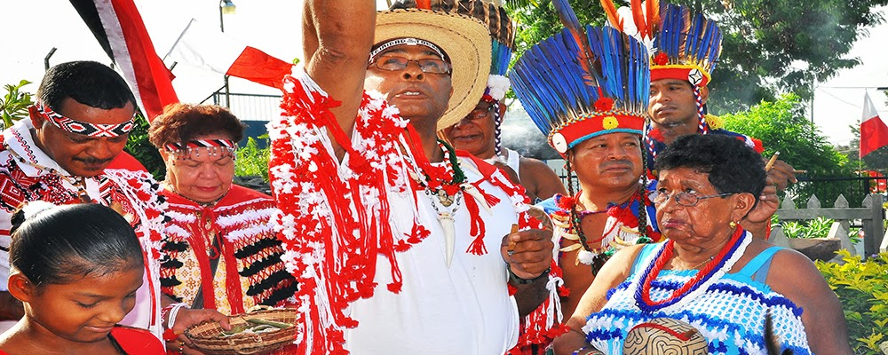 The Voice of the Taino People Online: Trinidad & Tobago ...