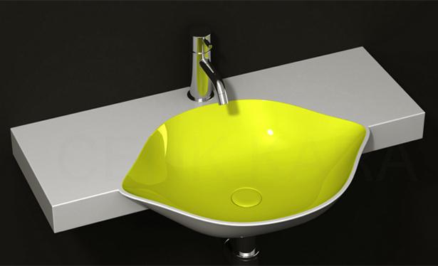 Decor em Tudo A pia do banheiro será destaque em sua casa -> Pia De Banheiro Aquario