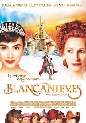 Póster final de Blancanieves (Mirror, Mirror)