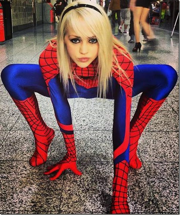 MUNDO FREAK  - Página 38 Amazing-spiderwoman