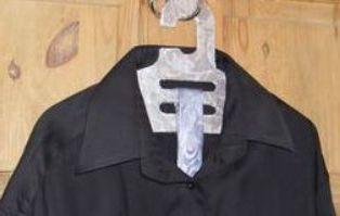 contoh hanger untuk celana
