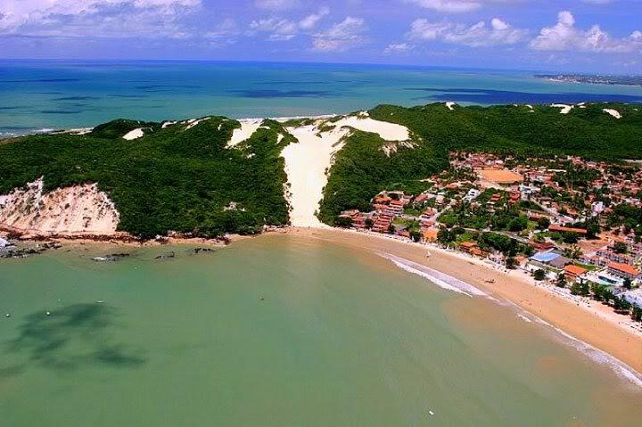 Playas De Brasil Natal Brasil