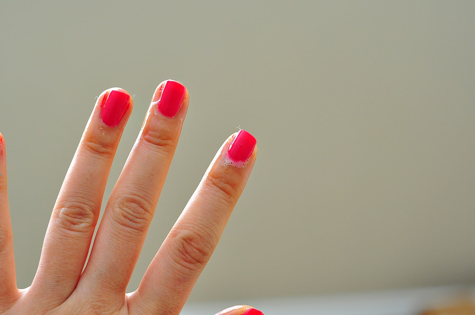 How To Nail Polish Dry Faster