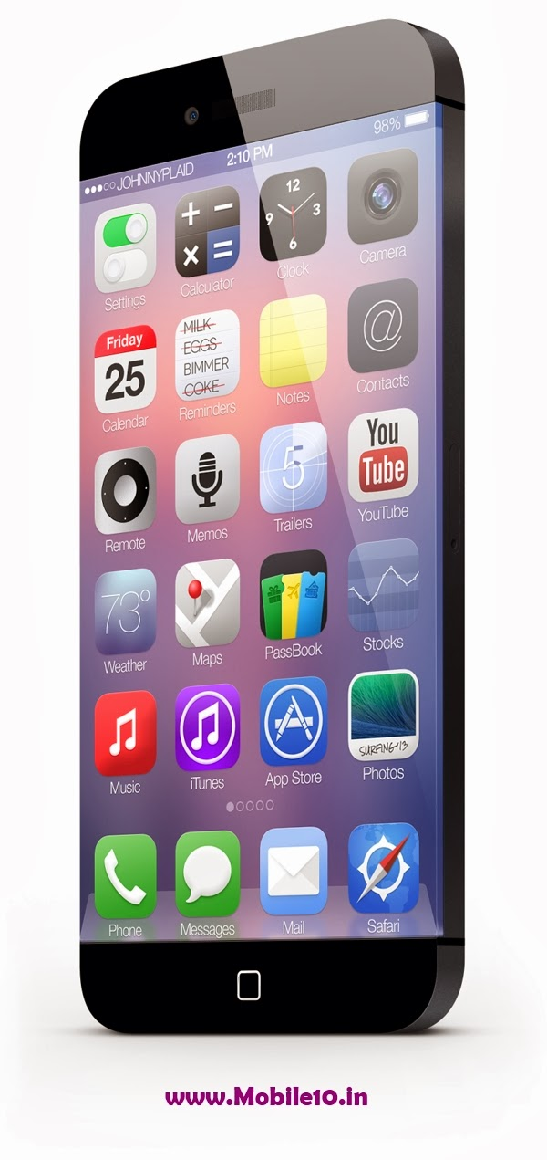 iPhone 6 - specifications - release dates official apple - www.Mobile10.in