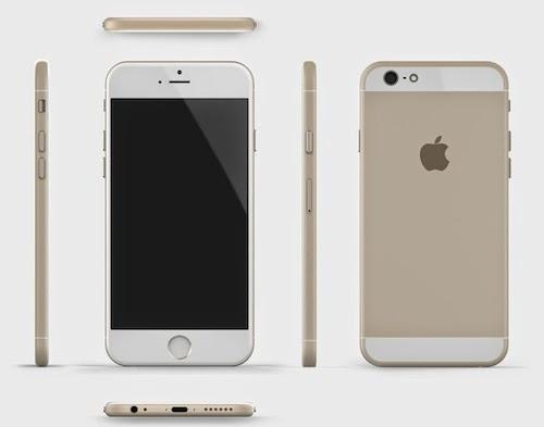 iPhone 6, Lượng đặt hàng iPhone 6 gấp đôi iPhone 5