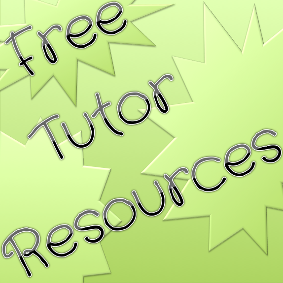Free Tutor Resources