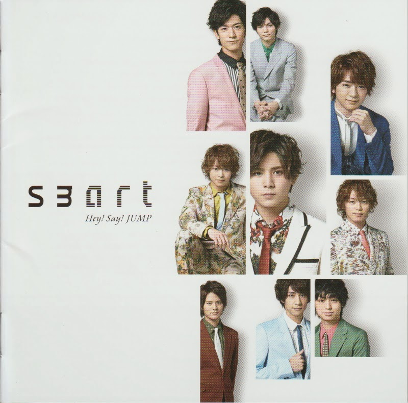 Hey Say Jump Smart re 1st