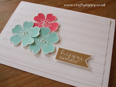 Morning Meadow, Banner Greetings, Stampin' Up! Stampin Up