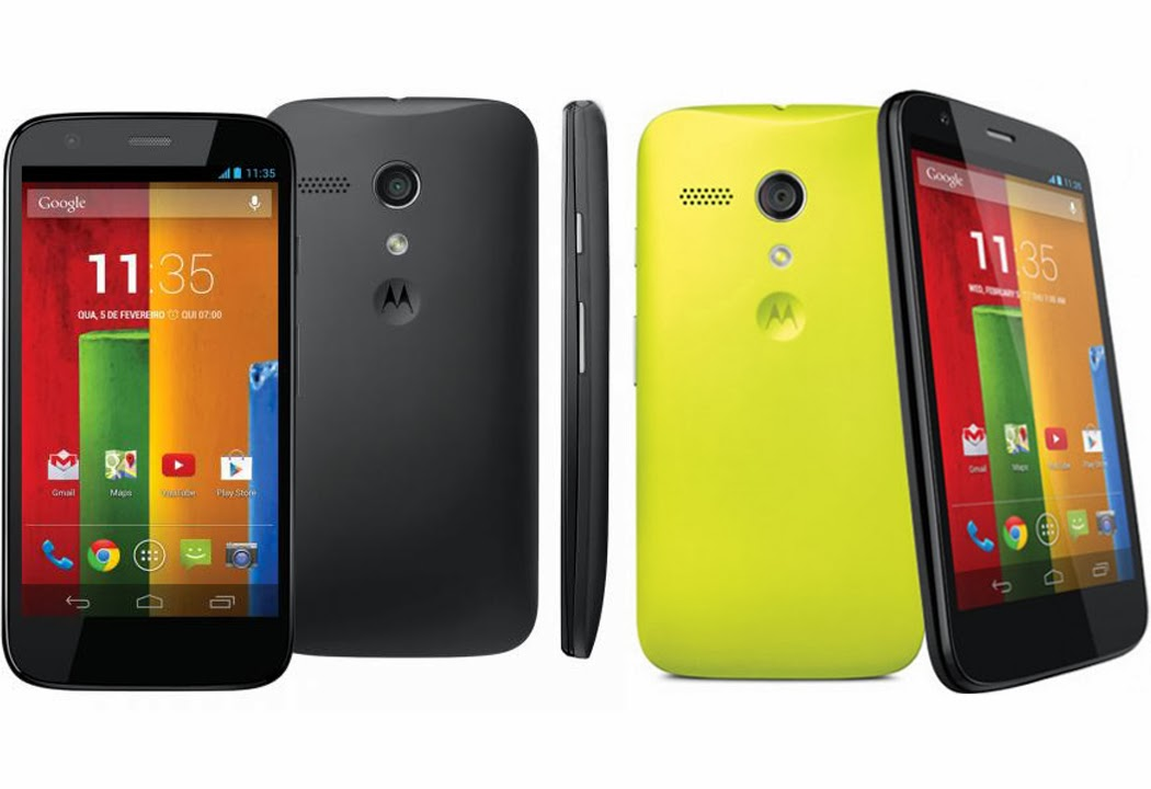 Motorola Moto G Dual SIM Pic