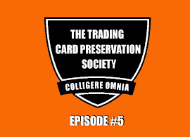 Download New Episodes Of The Trading Card Preservation Society Podcast!