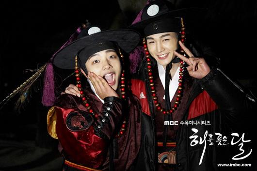 CLover BLossoms: [Sinopsis] The Moon That Embraces The Sun Ep 6