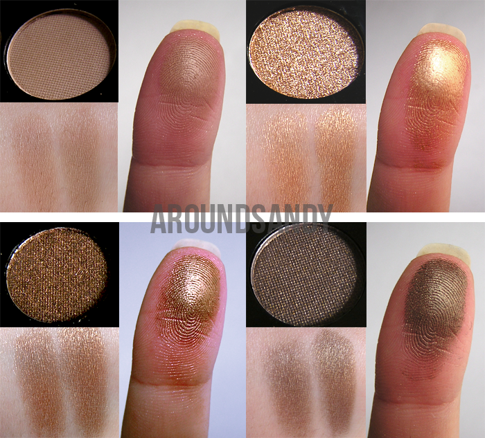 mua undressed palette naked dupe clon review swatches opinión donde comprar