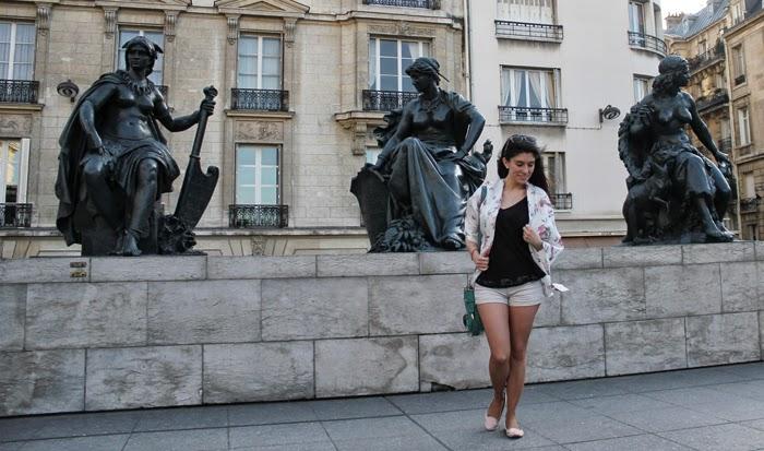 diana dazzling, fashion blog, fashion blogger, Paris, musee d'orsay